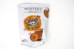 Hunter's Bakes Pretzos- Pizza Flavour