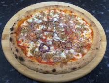 Pizza Pequena de Atum