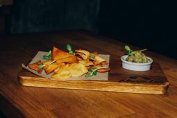 Кукурудзяні чіпси з гуакамоле (230г)
