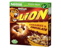 Caramelo & Chocolate Lion Nestlé 400g