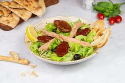 Insalata filetti di tonno rosso