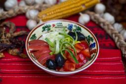 Salata de prin gradina