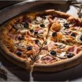 Pizza Capricciosa Ø 40cm