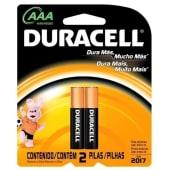 Pilas Aaax2 Alcalina 89801013 Duracell