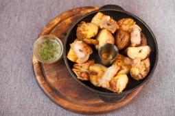 Картопля на мангалі (300г)