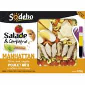 Salade Manhattan Sodebo 320g
