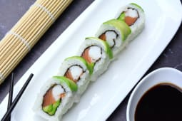 Avocado cheese roll (5 uds.)
