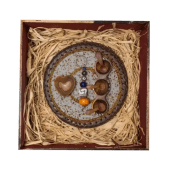 The Leather Bead Gift Box