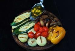 Овочі гриль (650/50г)