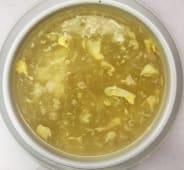 Sopa Ninho de Andorinha