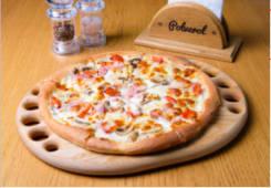 Піца Карбонара (560г)