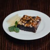 Brownie z gruszką 100g