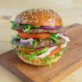 Double - Hamburger