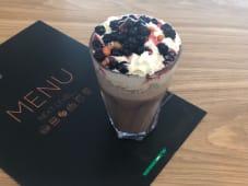 Ягідний какао (350мл)