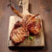 Tomahawk porc