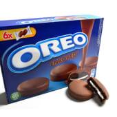 Biscotti Oreo Ricoperti Cioccolato gr.246