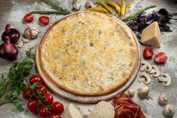 Піца 4 сири (33см)