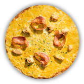 Pizza Indian Curry (petita)