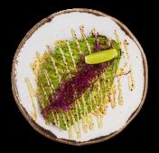 Avocado tahini