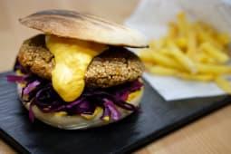 Burger ney vegana