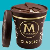 Tarrina Magnum Classic (440 Ml.)