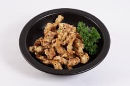 Dak gangjeong soja (porción)