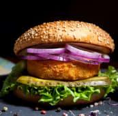 Meniu green burger