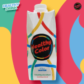 Healthy Water 50 cl - liscia
