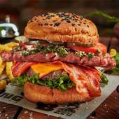 Burger parrillera