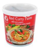 Pasta de Caril Thai  Red 400g