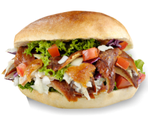 Doner Kebab - Frango