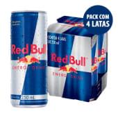 Red Bull (4 Unidades de 25cl)