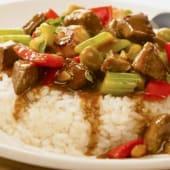 Rice Beef Stew