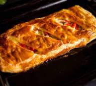 Хачапурі з курячим філе (500г)