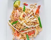 Pad thai Shrims