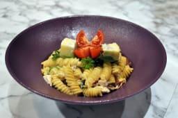 Makaron Spinaci e gorgonzola M