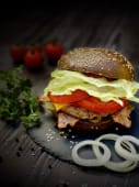 Бургер I Like Black