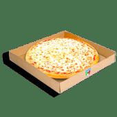 Pizza due formaggi