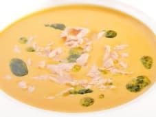 Крем-суп з норвезького лосося (250г)