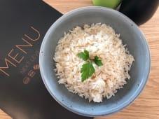 Рис відварений з маслом (200г)