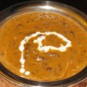 Dal makhni (vegetariano)