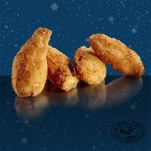 Alette di pollo fritto con panatura panko hot style - 10 pezzi