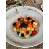 Fruta fresca de temporada