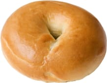 Bagel Blanco (4 Uds.)