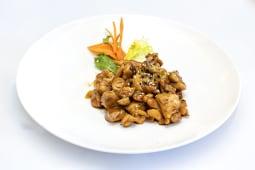 148. Pollo A La Plancha Con Salsa Teriaki