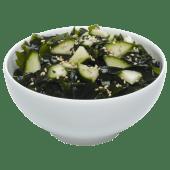 Algues marinées