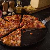 Pizza especial mixta personal (30 cm.)