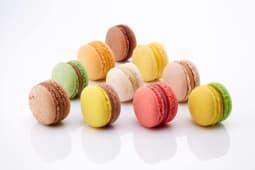 Macarons - Confezione da 8 Misti