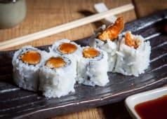 Shrimp Katsu Maki