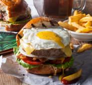 Cheeseburguesa